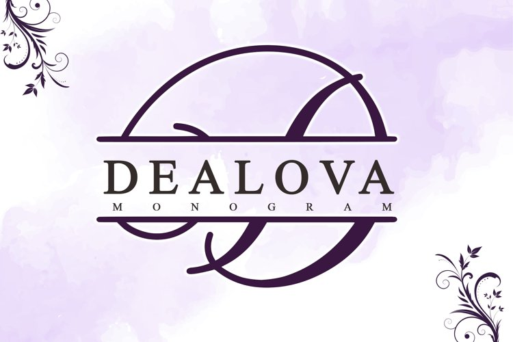 Dealova Monogram
