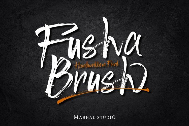 Fusha Brush example image 1
