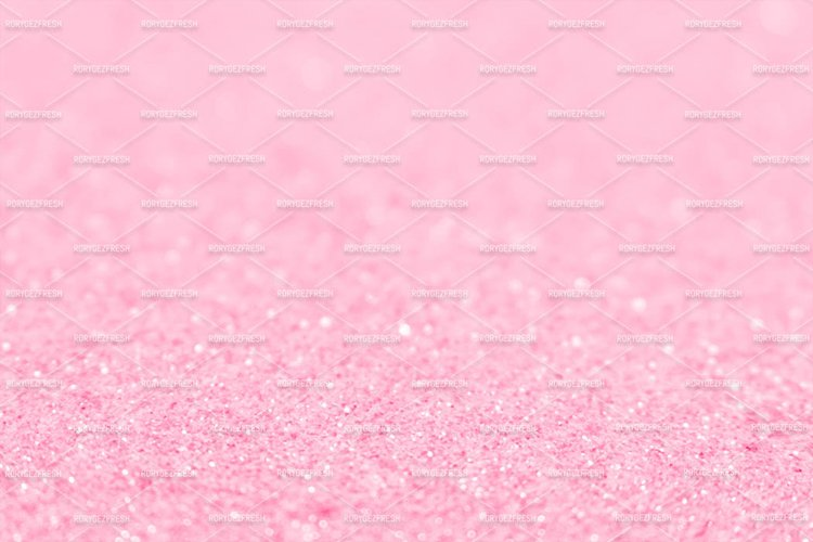 Pink glowing blur background example image 1