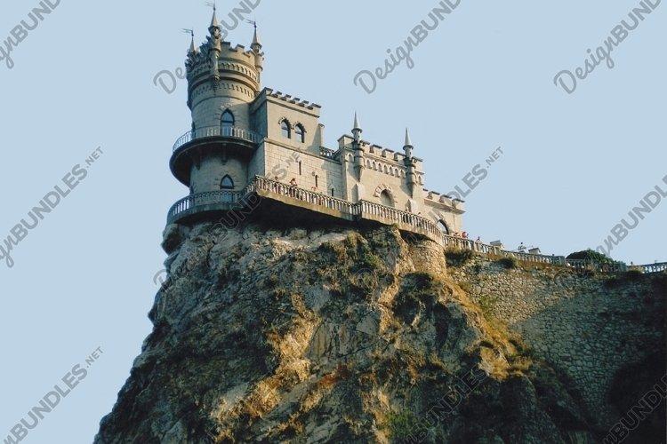 Crimean Castle Swallow's Nest example image 1