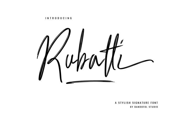 Rubatti example image 1