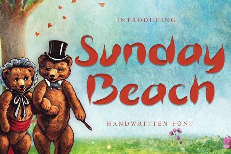 Sunday Beach example image 1