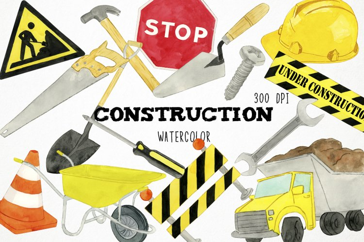 Construction Clipart, Under Construction Clip Art example image 1