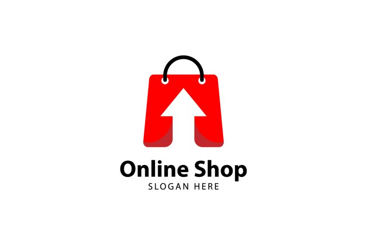 Online Shop Logo example image 1