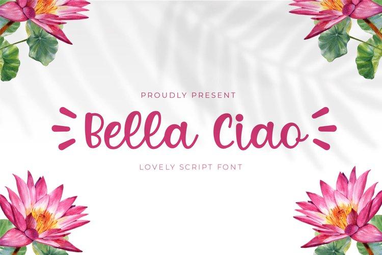 Bella Ciao example image 1