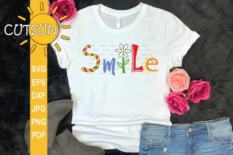 Smile SVG   Motivational SVG   Inspirational SVG