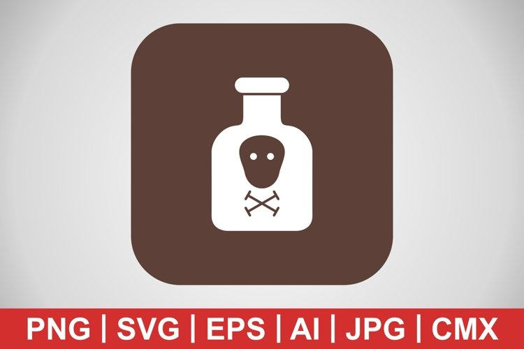 Vector Chemicals Icon example image 1
