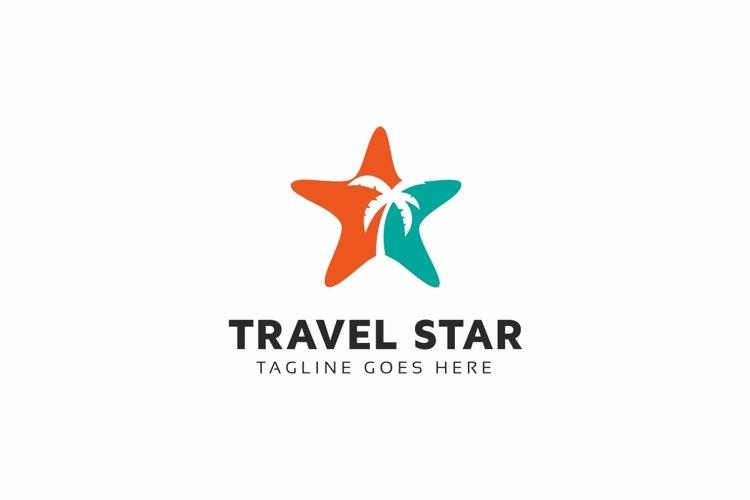 Travel Star Logo example image 1