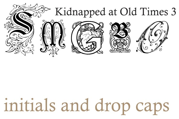 Kidnapped at Old Times 3 example image 1