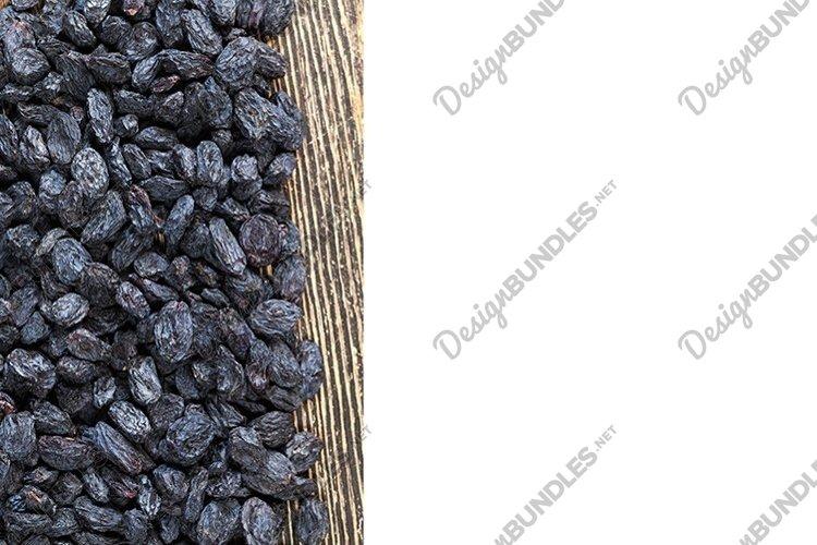 real shriveled raisins example image 1