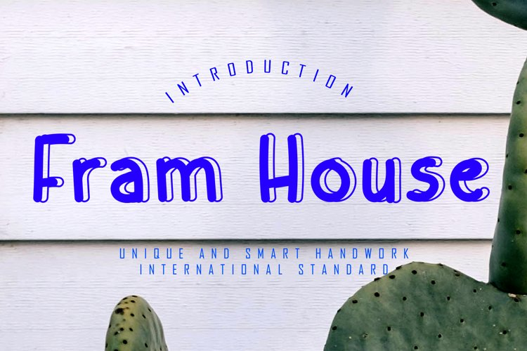 Fram House example image 1