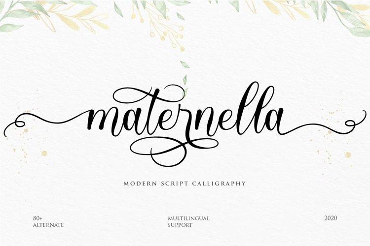Maternella example image 1