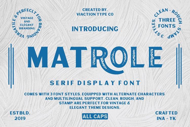 Matrole