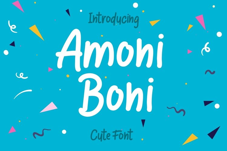 Amoni Boni example image 1
