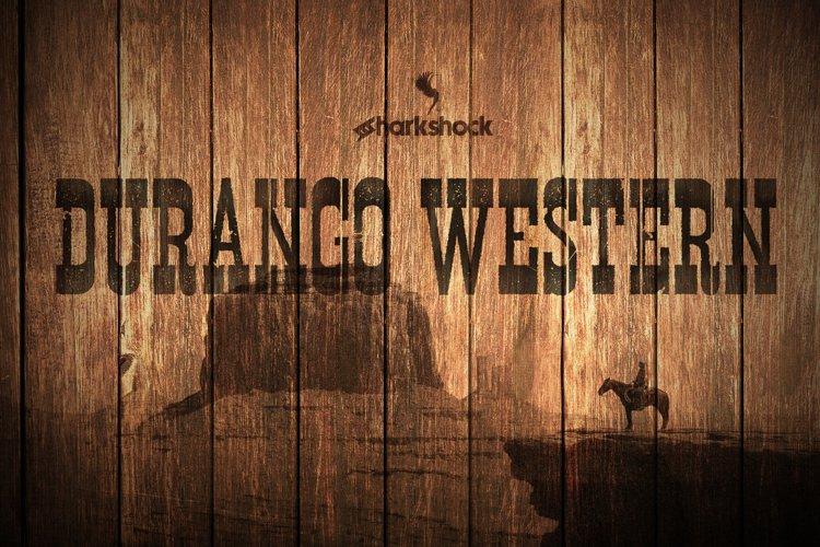 Durango Western example image 1