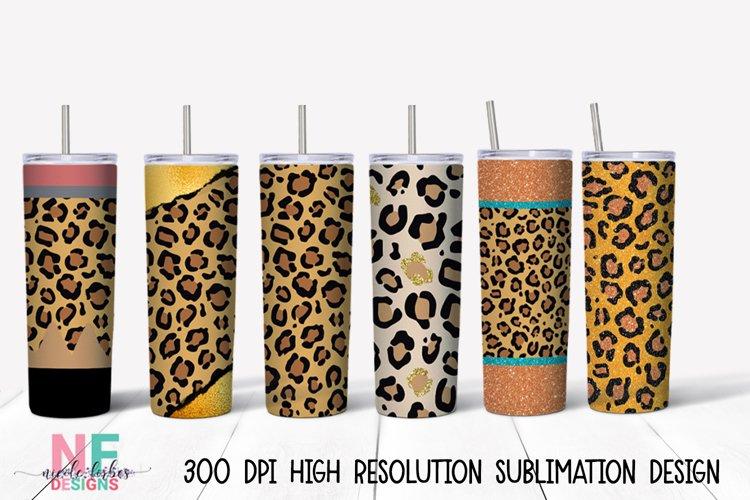 Leopard Tumbler Sublimation Bundle