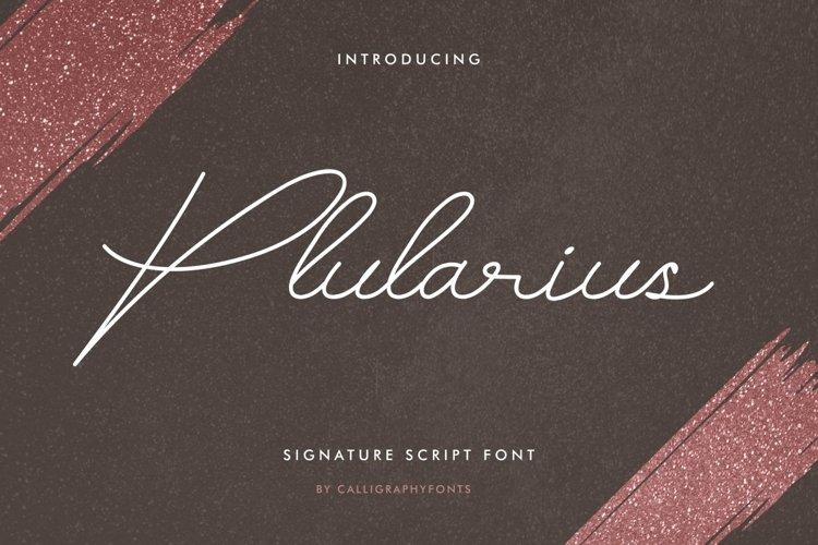Plularius example image 1