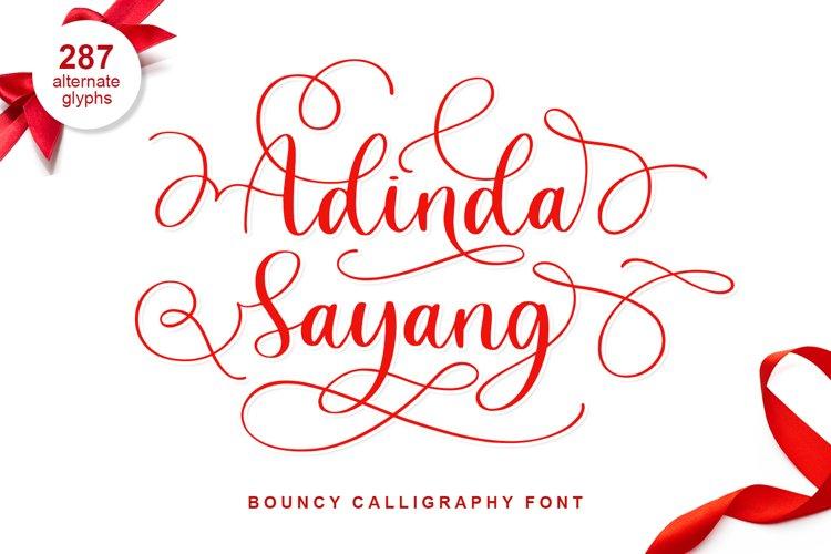 Adinda Sayang example image 1