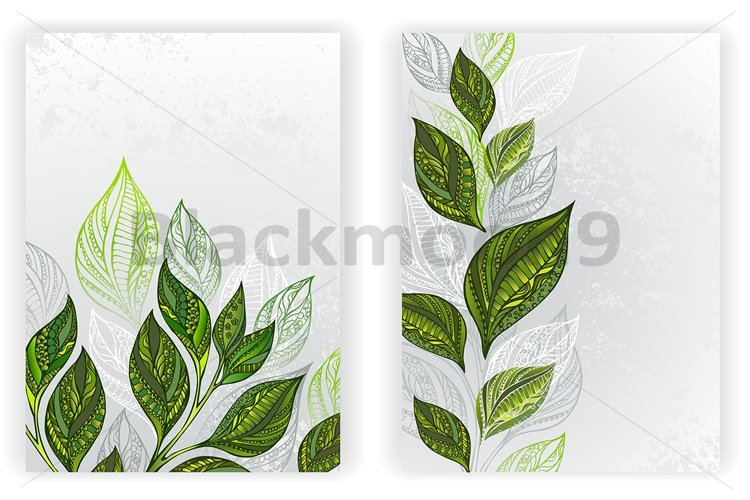 Design with Tea Leaves example image 1