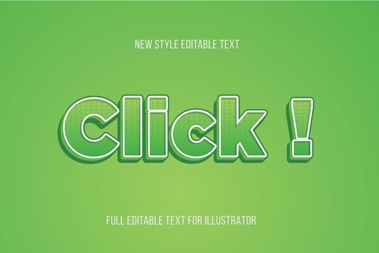 Text Effect 3D