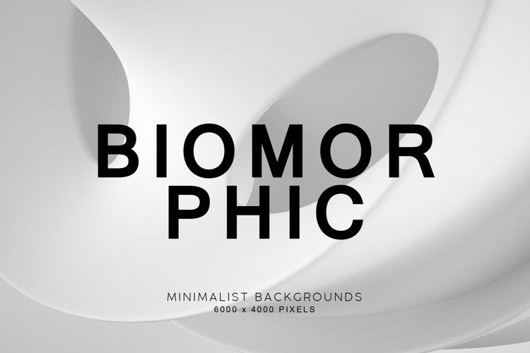 Biomorphic Backgrounds 1 example image 1