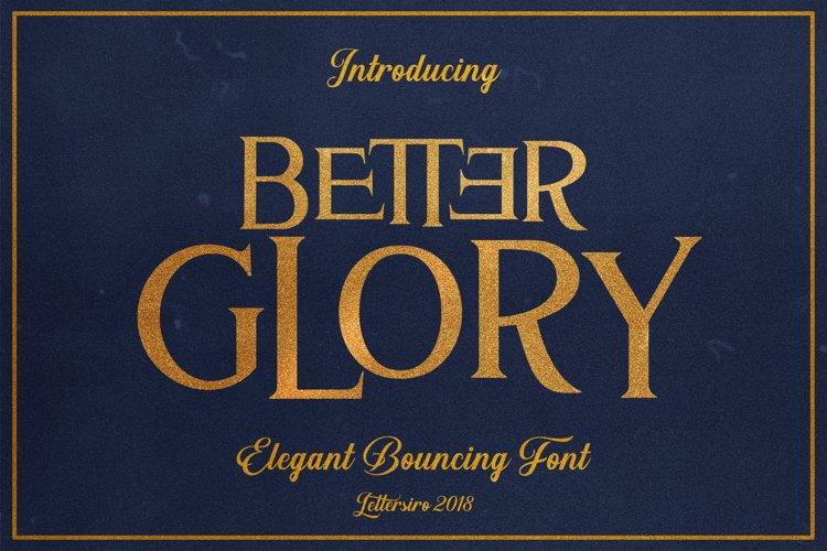 Better Glory example image 1