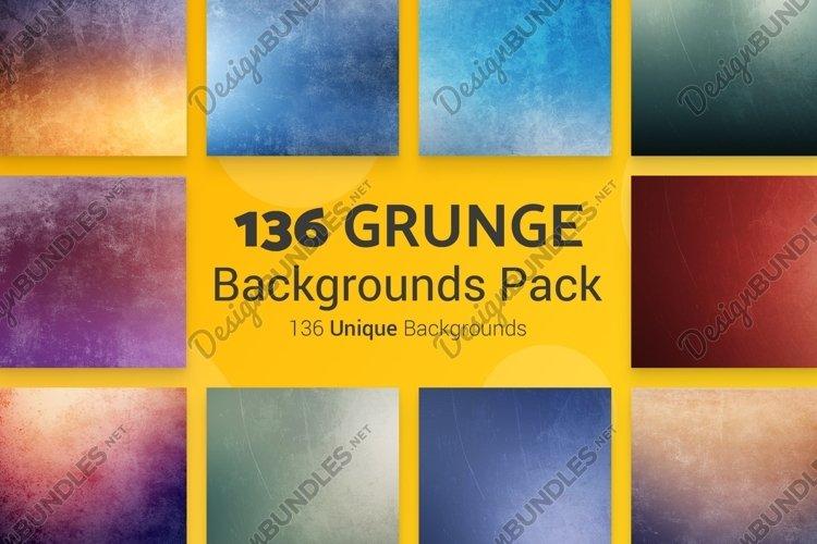 136 Grunge Backgrounds example image 1