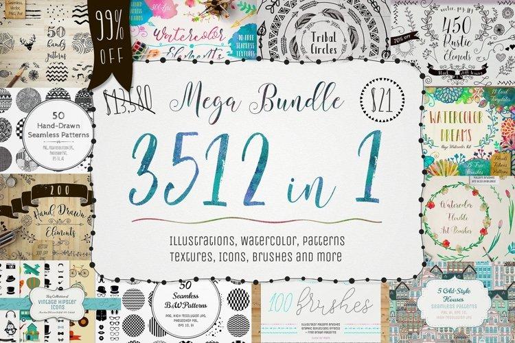 3512 in 1 Mega Bundle 99OFF