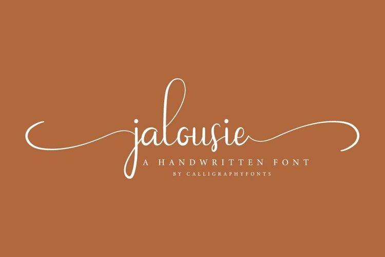 Jalousie example image 1