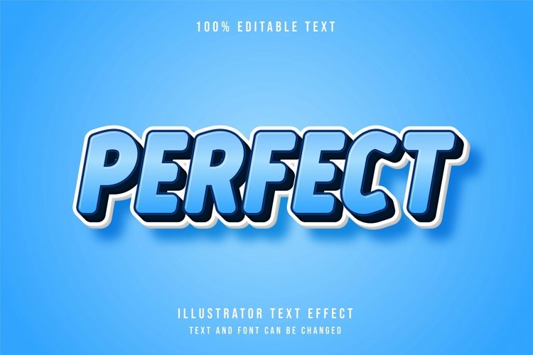 Perfect - Text Effect