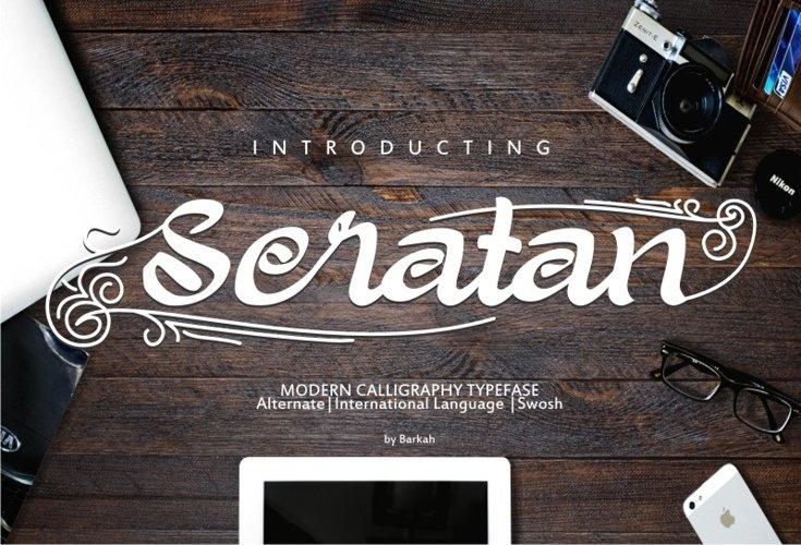 Seratan example image 1