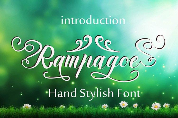 Rampagoe example image 1