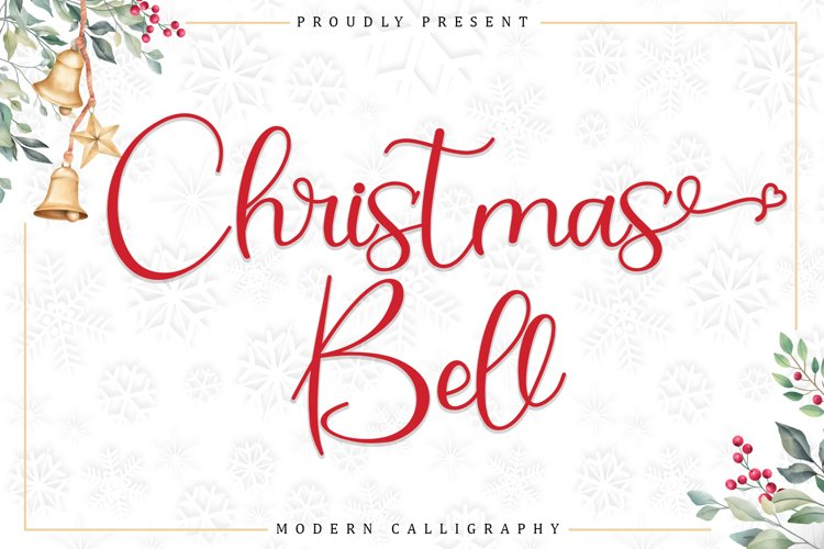 Christmas Bell example image 1