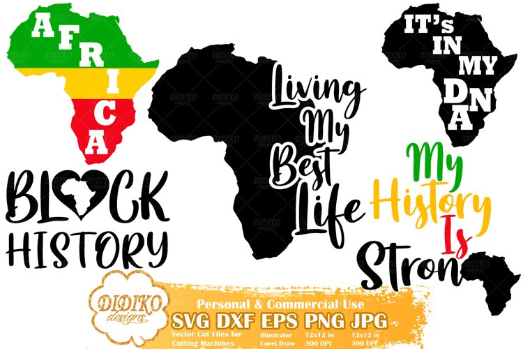 Free SVG Love Africa Svg for Silhouette