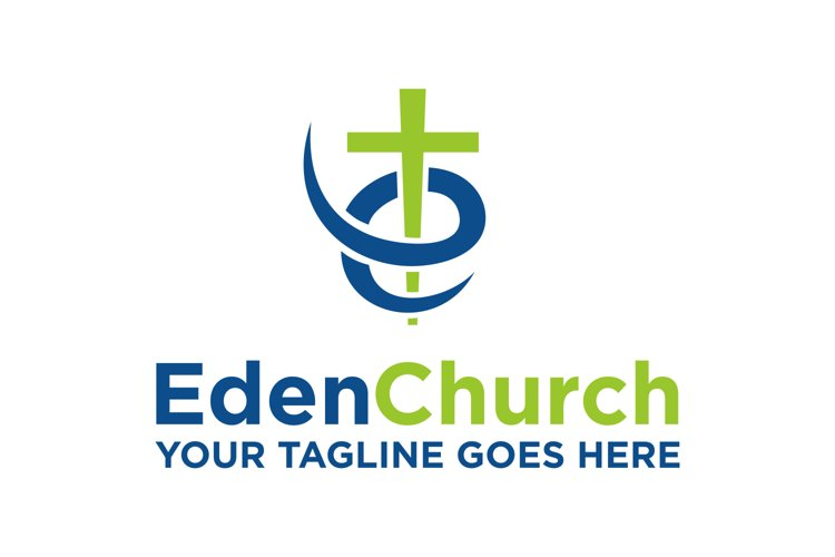 Eden Church Logo example image 1