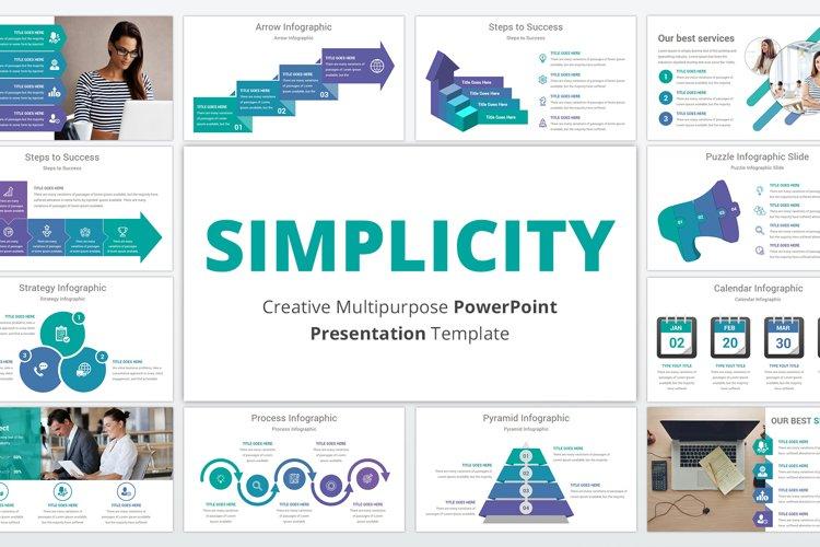 Simplicity multipurpose PowerPoint Presentation Template