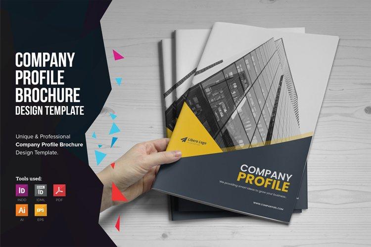 Company Profile Brochure v14