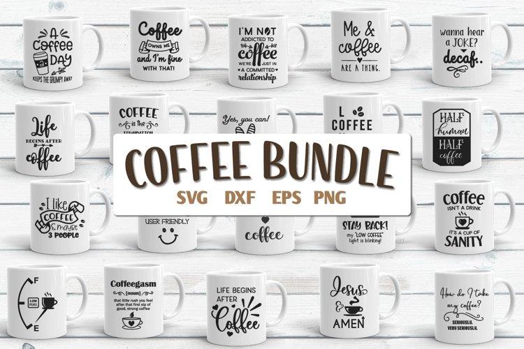 Coffee Quotes Bundle Vol 2 Svg Eps Dxf Png 235088 Svgs Design Bundles