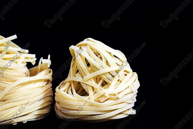 noodle from flour example image 1