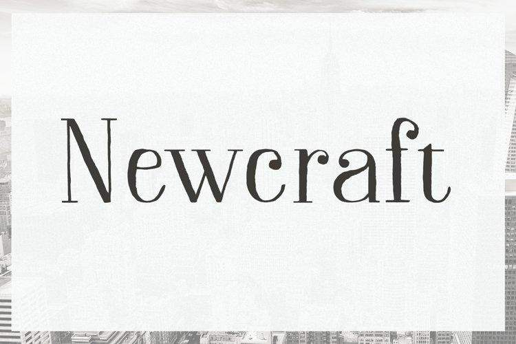 Newcraft Serif