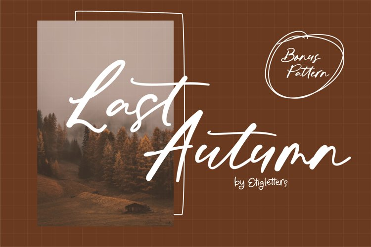 Last Autumn example image 1