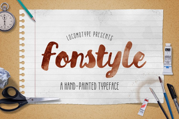 Fonstyle example image 1