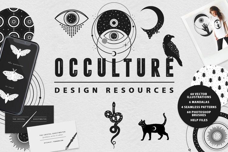 Occulture Design Resources example image 1