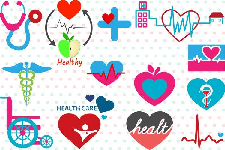 Doctor Medic Nurse hospital medicine ADN 204S example image 1