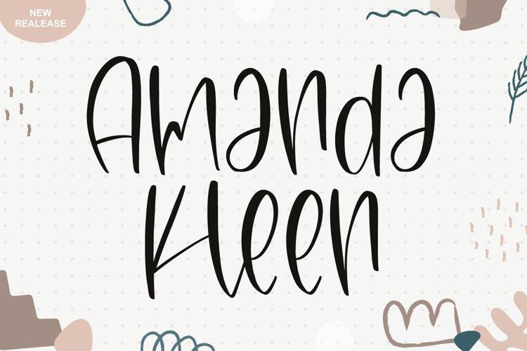 Amanda Kleen example image 1