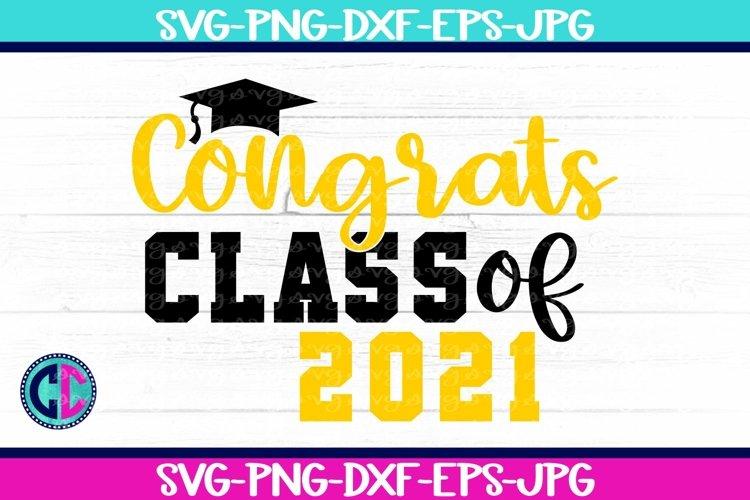 Graduation svg, Class of 2021 Svg