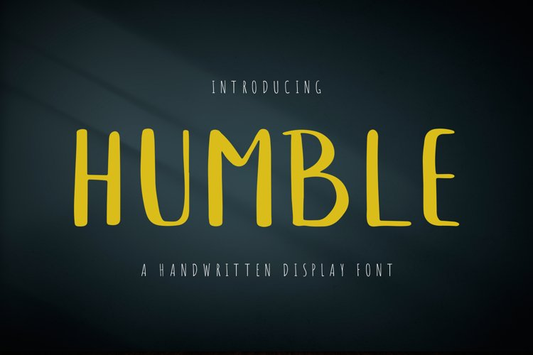 Humble example image 1