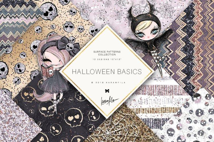 Halloween Basic Patterns