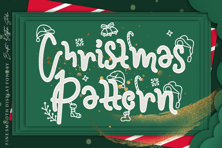 Christmas Pattern example image 1