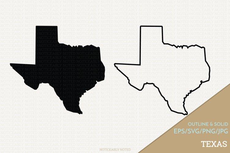 Texas Vector / Clip Art